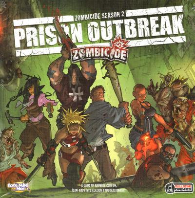 Cover Zombicide Season 2: Prison Outbreak