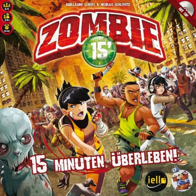 Cover Zombie 15'