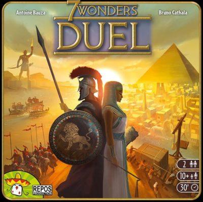 Cover 7 Wonders Duel