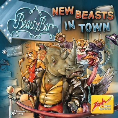 Beasty Bar: New Beasts in Town