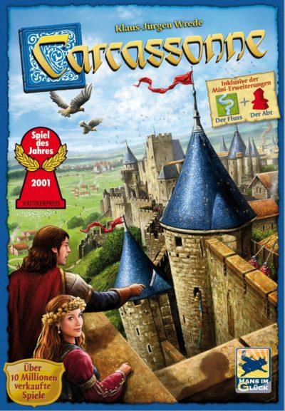 Carcassonne (2. Edition)