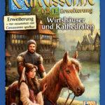 Carcassonne: Wirtshäuser und Kathedralen (2. Edition)