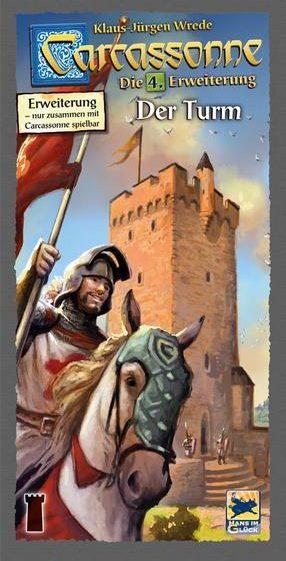 Carcassonne: Der Turm (2. Edition)