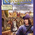 Cover Carcassonne: Graf, König und Konsorten