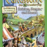Cover Carcassonne: Brücken, Burgen und Basare