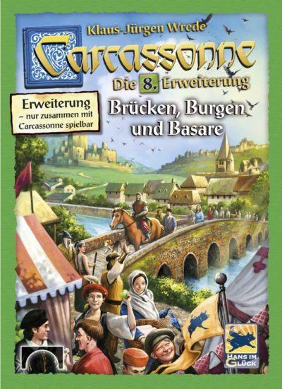 Carcassonne: Brücken, Burgen und Basare (2. Edition)