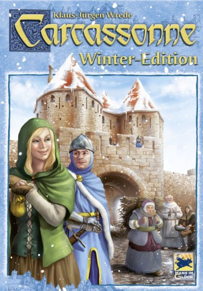 Cover Carcassonne Winter-Edition