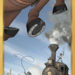 Colt Express: Postkutsche & Pferde