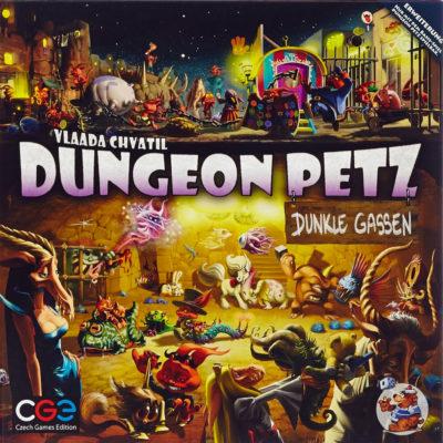 Dungeon Petz: Dunkle Gassen
