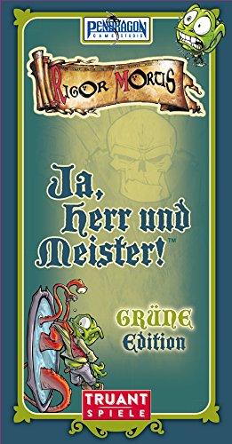 Ja, Herr und Meister / Grün