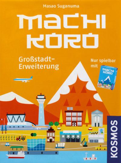 Machi Koro: Großstadt-Erweiterung