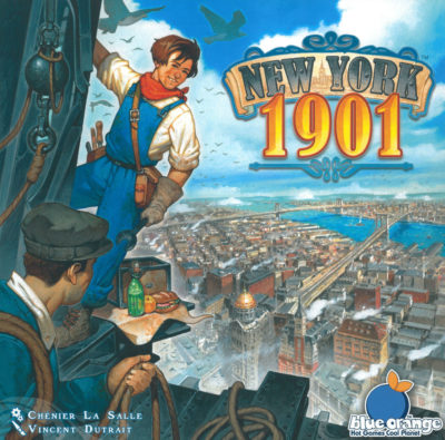 Cover New York 1901