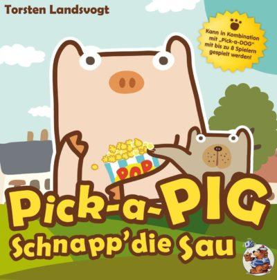 Pick-a-PIG: Schnapp die Sau