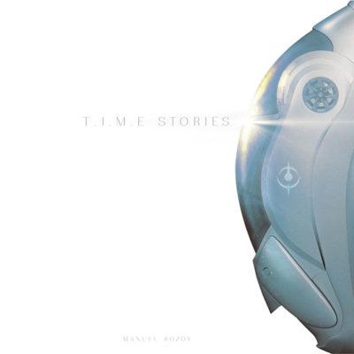 Cover T.I.M.E Stories