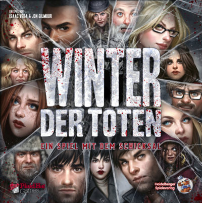 Cover Winter der Toten