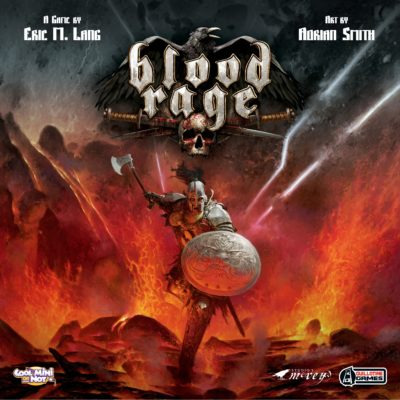 Cover Blood Rage