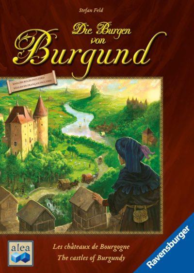Cover Die Burgen von Burgund