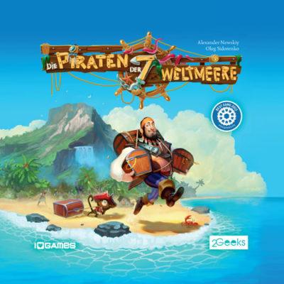 Cover Die Piraten der 7 Weltmeere