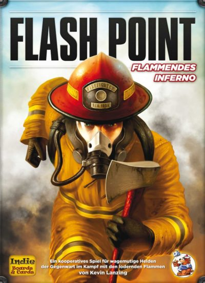 Flash Point: Flammendes Inferno
