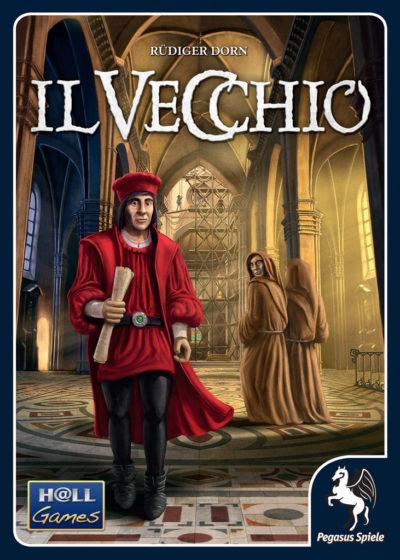 Cover Il Vecchio