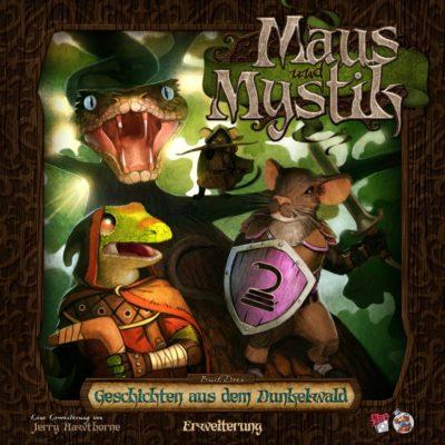 Maus und Mystik: Geschichten aus dem Dunkelwald