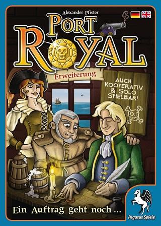 Port Royal: Ein Auftrag geht noch...
