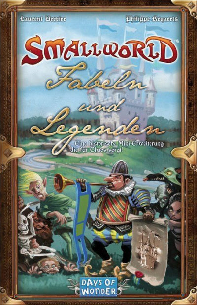 Small World: Fabeln und Legenden