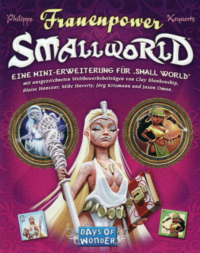 Small World: Frauenpower