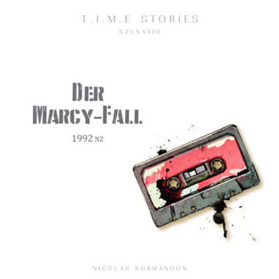 T.I.M.E Stories: Der Marcy-Fall