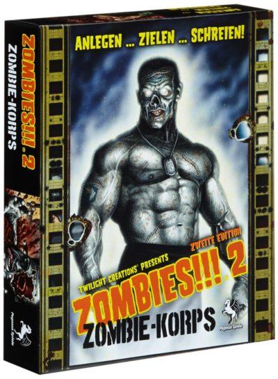Zombies!!!: Zombie-Korps