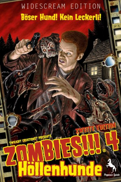 Zombies!!!: Höllenhunde
