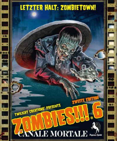 Zombies!!!: Canale Mortale