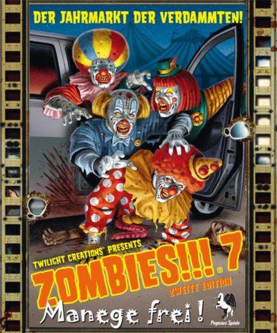 Zombies!!!: Manege frei!