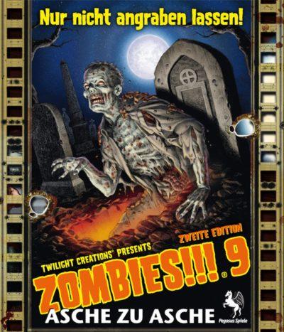 Zombies!!!: Asche zu Asche