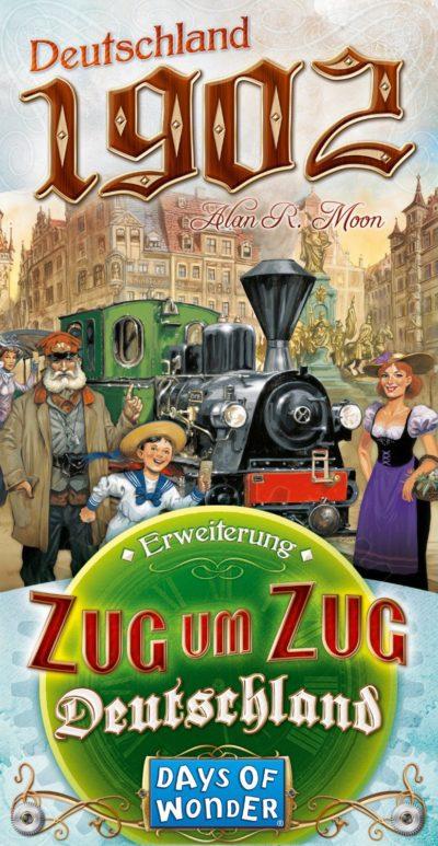 Zug um Zug Deutschland: 1902
