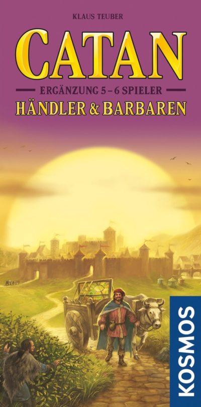 Catan: Händler & Barbaren (5-6 Spieler Erweiterung)