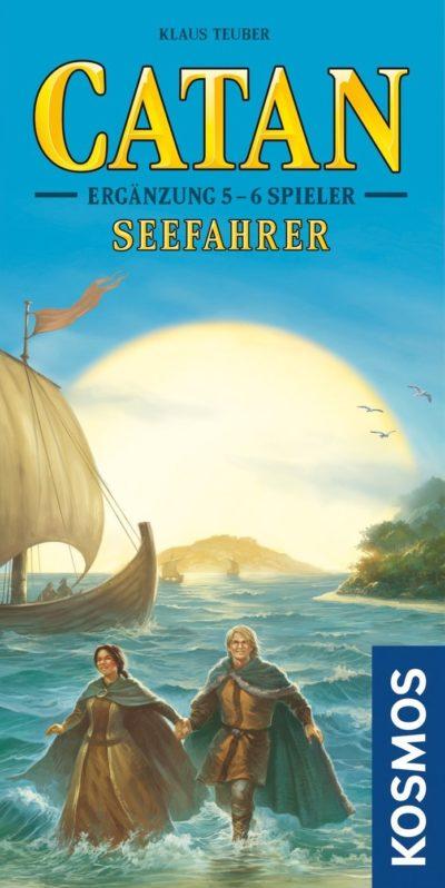 Catan: Seefahrer (5-6 Spieler Erweiterung)