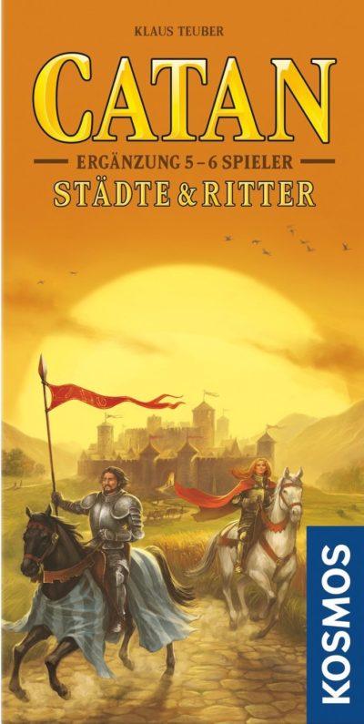 Catan: Städte & Ritter (5-6 Spieler Erweiterung)
