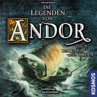 Die Legenden von Andor: Reise in den Norden