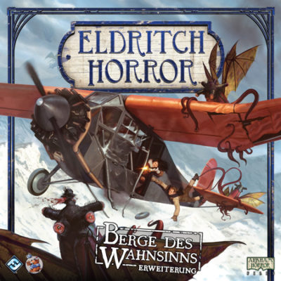 Eldritch Horror: Berge des Wahnsinns