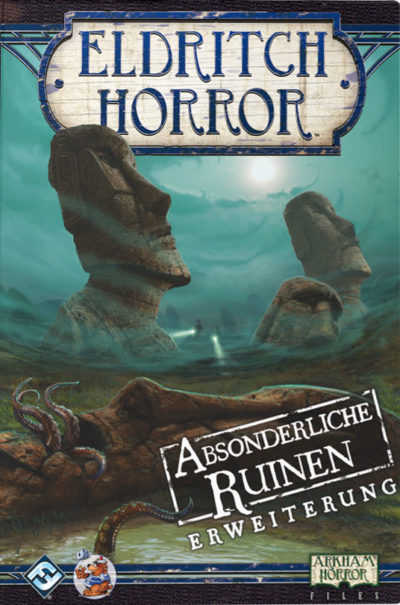 Eldritch Horror: Absonderliche Ruinen