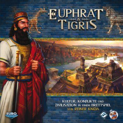 Cover Euphrat und Tigris