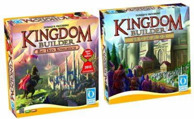 Kingdom Builder inkl. Erweiterung Nomads