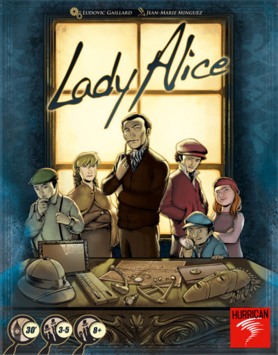 Cover Lady Alice