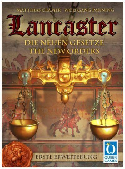 Lancaster: Die neuen Gesetze