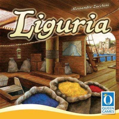 Cover Liguria