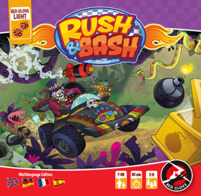 Cover Rush & Bash