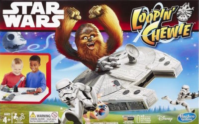 Cover Star Wars: Looping Chewie