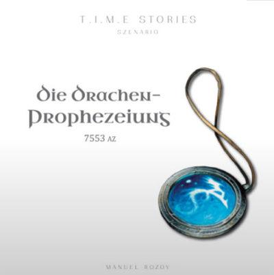 T.I.M.E Stories: Die Drachen-Prophezeiung