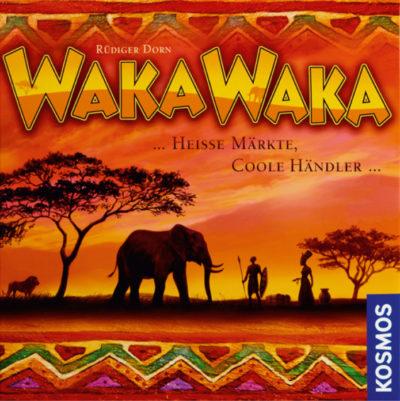 Cover Waka Waka